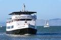 San Francisco Alcatraz Cruise Ferry Boat Royalty Free Stock Photo