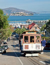 San francisco cable car tram november nd the november nd in usa the system is world last Stock Photos