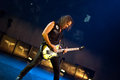 San francisco california august metallica plays the salesforce com dreamforce convention in moscone center this is metallica s Royalty Free Stock Image