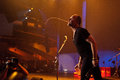 San francisco california august metallica plays the salesforce com dreamforce convention in moscone center this is metallica s Stock Image