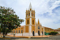 San Francisco Church, Coro, Venezuela Royalty Free Stock Photo