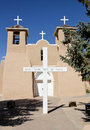 San Francisco De Asis Mission Royalty Free Stock Photos