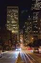 San Francisco at night Royalty Free Stock Photo