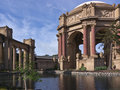 San Francisco, Palace of Fine Arts Stock Image