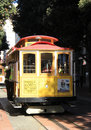 San Francisco Street Car Stock Image