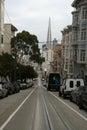 San Francisco Street Royalty Free Stock Photo