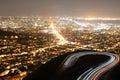 San Francisco Twin Peaks Royalty Free Stock Photo