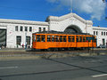 San Fransisco Cable Car Royalty Free Stock Photo