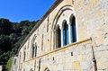 San fruttuoso abbey in camogli liguria italy unesco Stock Photography