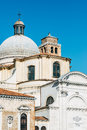 San geremia church in venice dome of chiesa di italy Stock Photography