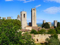 San Gimignano Royalty Free Stock Photos