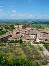 San Gimignano, Italy Stock Photography
