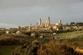 San Gimignano (Tuscany) Royalty Free Stock Photos