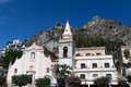 San Giuseppe church, Taormina, Sicily Royalty Free Stock Photo