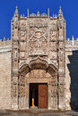 San gregorio church valladolid spain Stock Image
