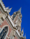 San isidro cathedral neo gothic in argentina Stock Photos