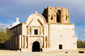 San Jose de Tumacacori Chruch Royalty Free Stock Photo