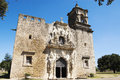 San Jose mission church, San Antonio, Texas, USA Royalty Free Stock Photos