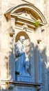 San luigi orione statue Photos stock