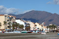 San Luis de Sabinillas, Costa del Sol, Spain Royalty Free Stock Photos
