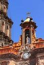 San luis potosi cathedral III Royalty Free Stock Photo