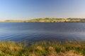 San Luis Reservoir State Recreation Area Royalty Free Stock Photo