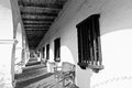 San Luis Rey Mission Royalty Free Stock Photo
