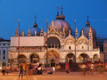 San Marco Basilica, Venice Royalty Free Stock Photography
