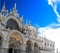 San Marco Cathedral, Venice Stock Images