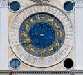 San Marco clock Royalty Free Stock Photos