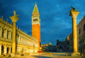 San Marco square in Venice, Italy Royalty Free Stock Image