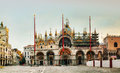 San Marco square in Venice, Italy Royalty Free Stock Photography
