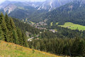 San Martino di Castrozza Royalty Free Stock Photo