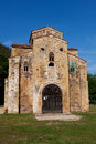San Miguel de Lillo, Oviedo Royalty Free Stock Photo