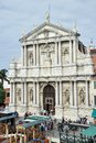 San Moise church,Venice, Italy Stock Photo