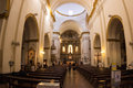 San Pedro Telmo Church, Buenos Aires, Argentina Royalty Free Stock Photography