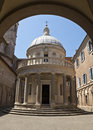 San Pietro in Montorio Stock Photo