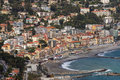 San Remo - Italy Royalty Free Stock Photo