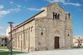 San Simplicio Basilica Royalty Free Stock Photo