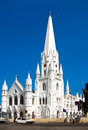 San thome basilica is a roman catholic latin rite minor in santhome in the city of chennai madras india Stock Photos