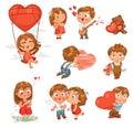 San valentino felice Fotografia Stock