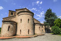 San Vito - Historic church Stock Image