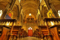 San Vittore church interior. Stock Photo