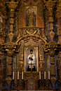 San Xavier del Bac mission church Stock Image