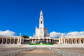 Sanctuary of fatima the which is also known as the basilica our lady portugal Stock Image