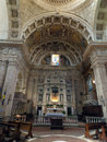 The sanctuary of the madonna di san biagio montepulciano tuscany italy Stock Photography