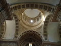The sanctuary of the madonna di san biagio montepulciano tuscany italy Royalty Free Stock Photo
