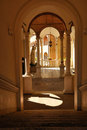 Sanctuary of Santa Caterina (siena) Royalty Free Stock Photo