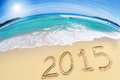 Stock Images 2015 on sand beach