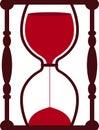 Sand clock